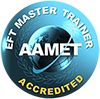 AAMET Accredited Certified EFT Trainer and Practitioner