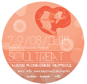 SoulTreat August 2015 with Alison Monghan, Happisoul