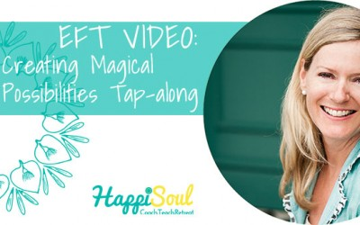 Creating magical possibilities tap-along