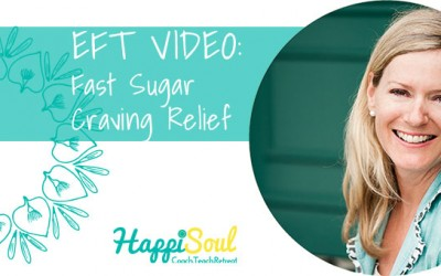 EFT Tapping – Fast sugar craving relief