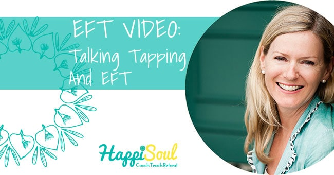 Talking Tapping and EFT with Alison Monaghan