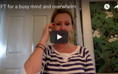 Ease Your Busy Mind With This Short EFT Tapping Video