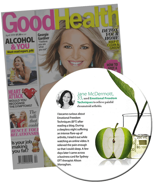 As Featured In Good Health Magazine